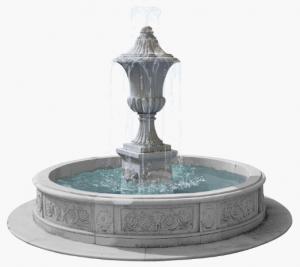 фонтан для сада 2